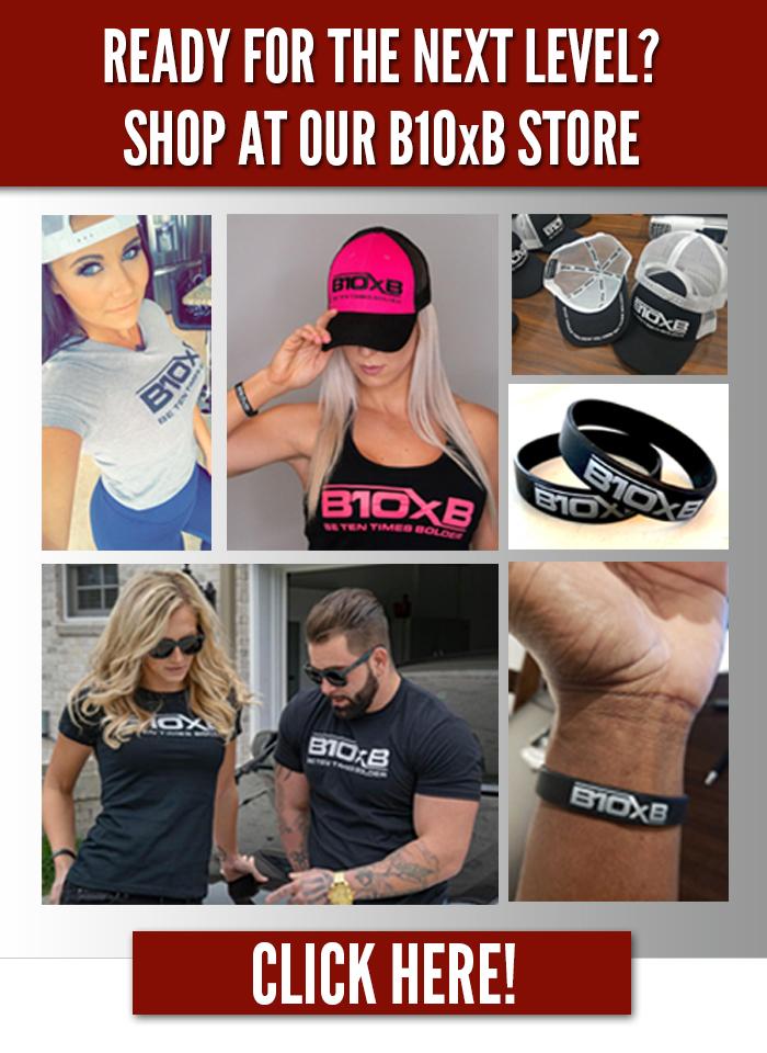 Shop the B10xB Store